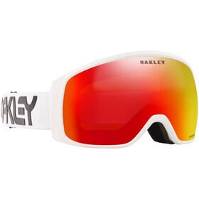 Oakley Flight Tracker XM Gafas de Nieve, rojo/blanco